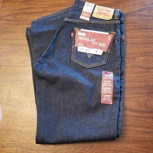 Men's Levi's 505 Jeans - 34W/32L